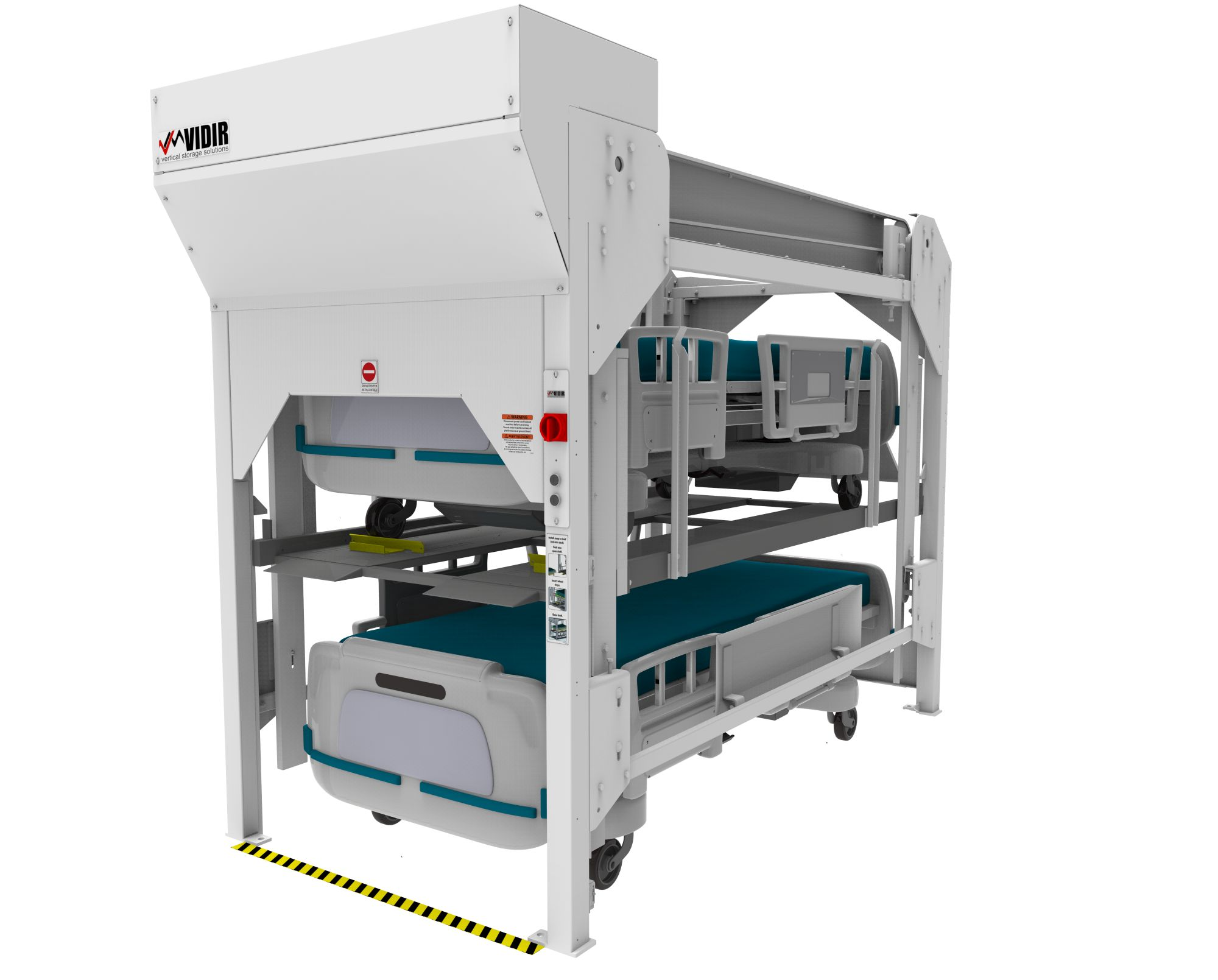 Vidir Bedlift X Series-compressed