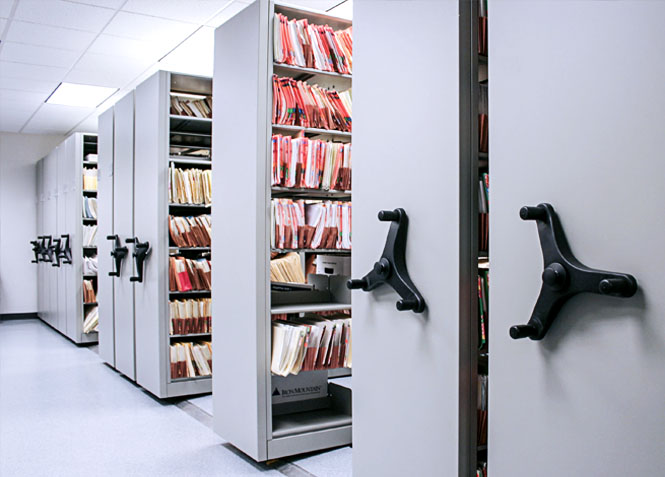 High Density Mobile Shelving-Aurora