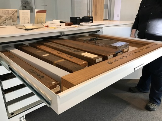 Aurora-Flat Tray Cabinet