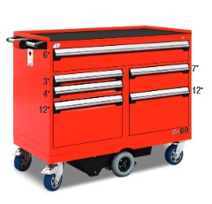 Motorized Cabinet-drawers