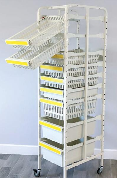 Pegasis-Open Rack PPE Storage