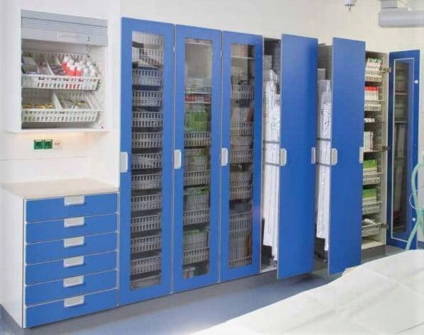 Pegasus-Medical Supply Cabinets
