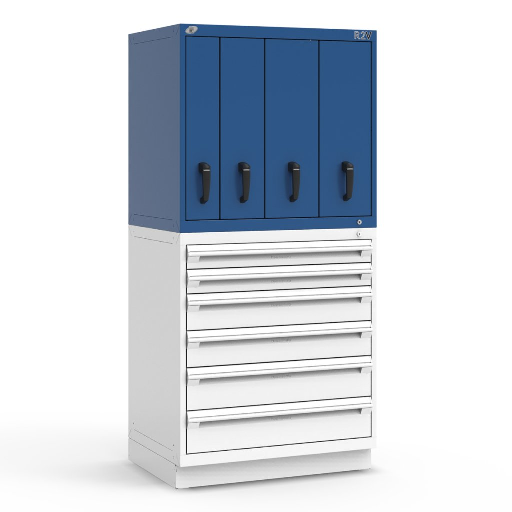 Rousseau_CabinetR2V_Vertical Tool Storage