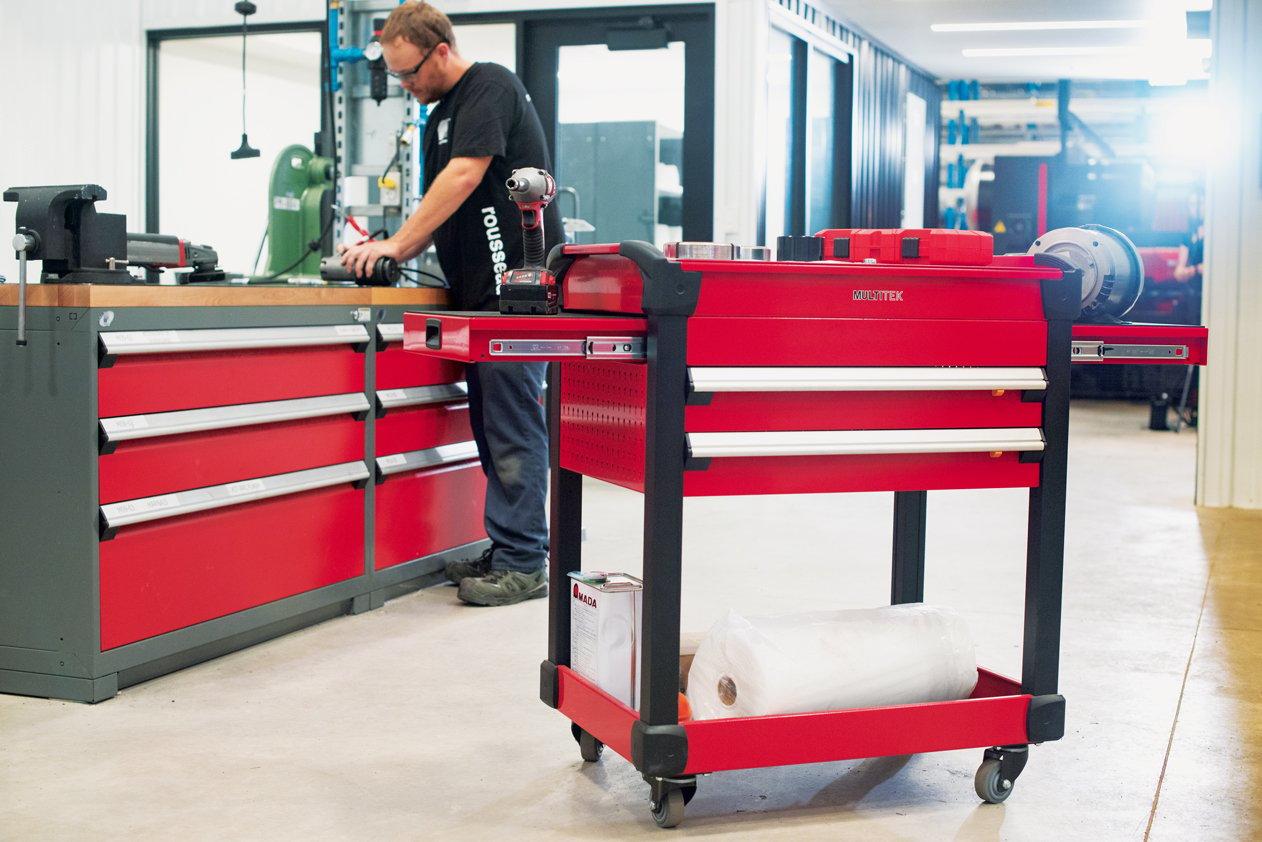 MultiTek Cart