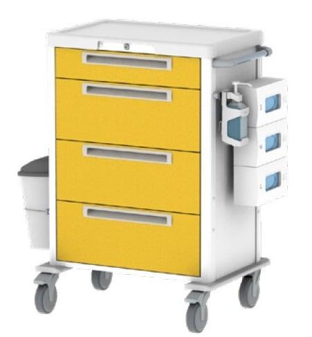 Pegasus Aluminum Isolation Cart