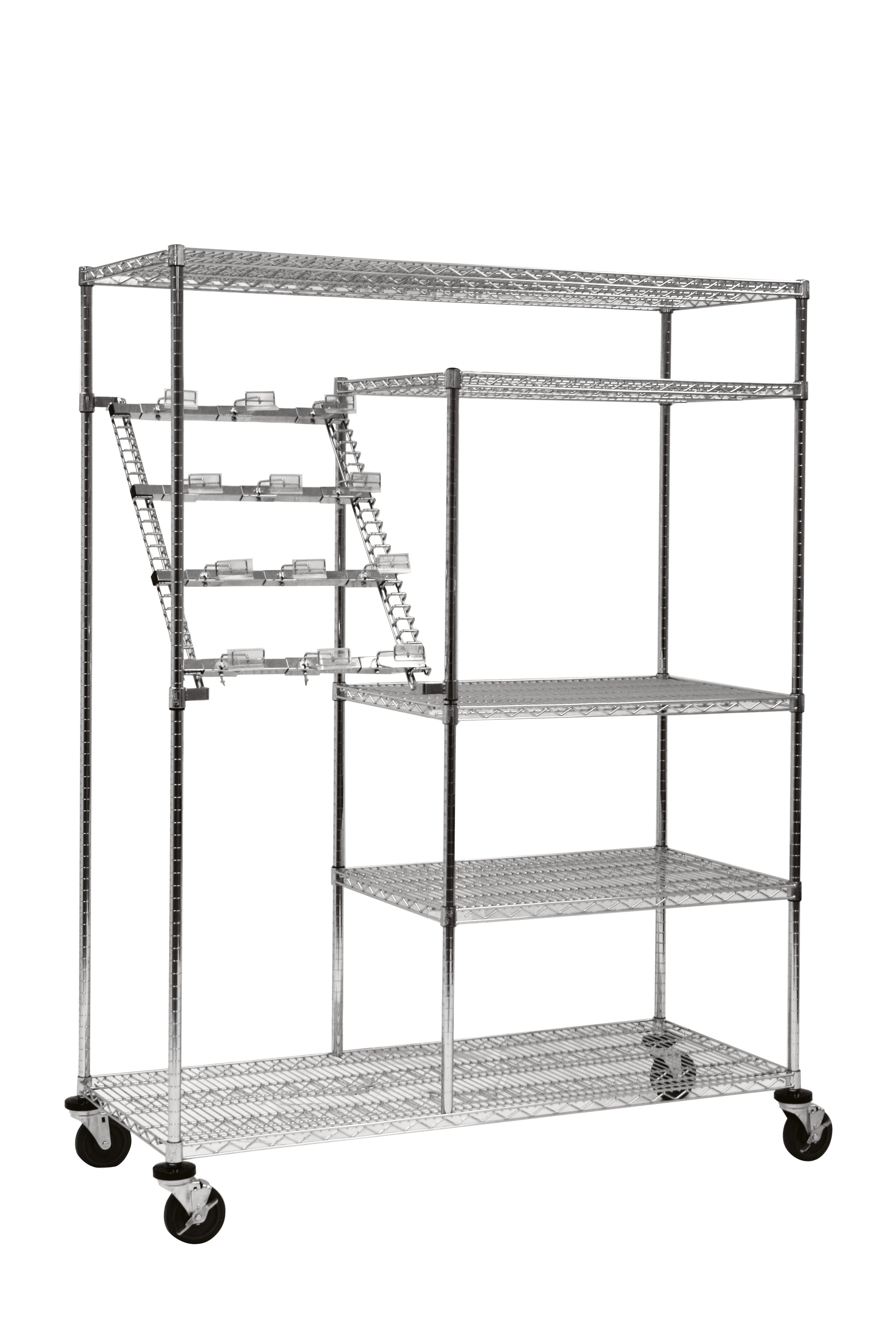 Wire Cart Configuration
