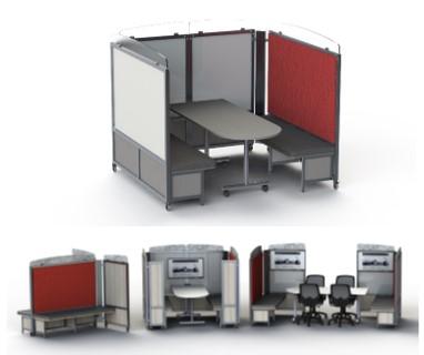 Swiftspace Rendezvous-6 Meeting Room
