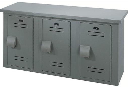 Bradley-Bench locker