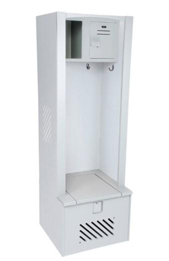 Bradley-Gear locker