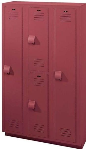 Bradley-Standard Locker