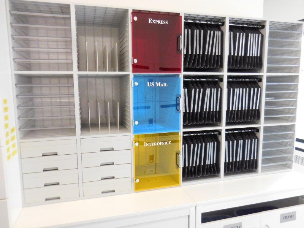 IOPC-Mailroom Sorters