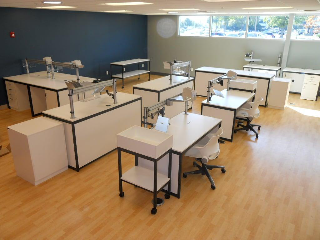 Modular Millwork-classroom