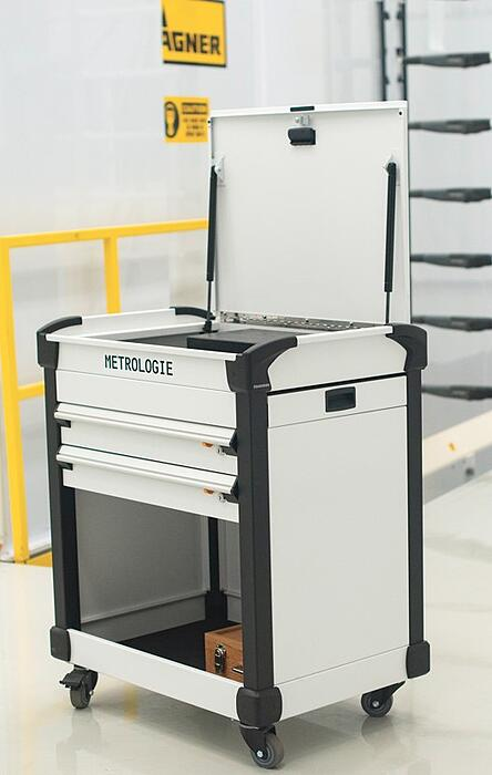 Rousseau-Multitek Mobile Cart