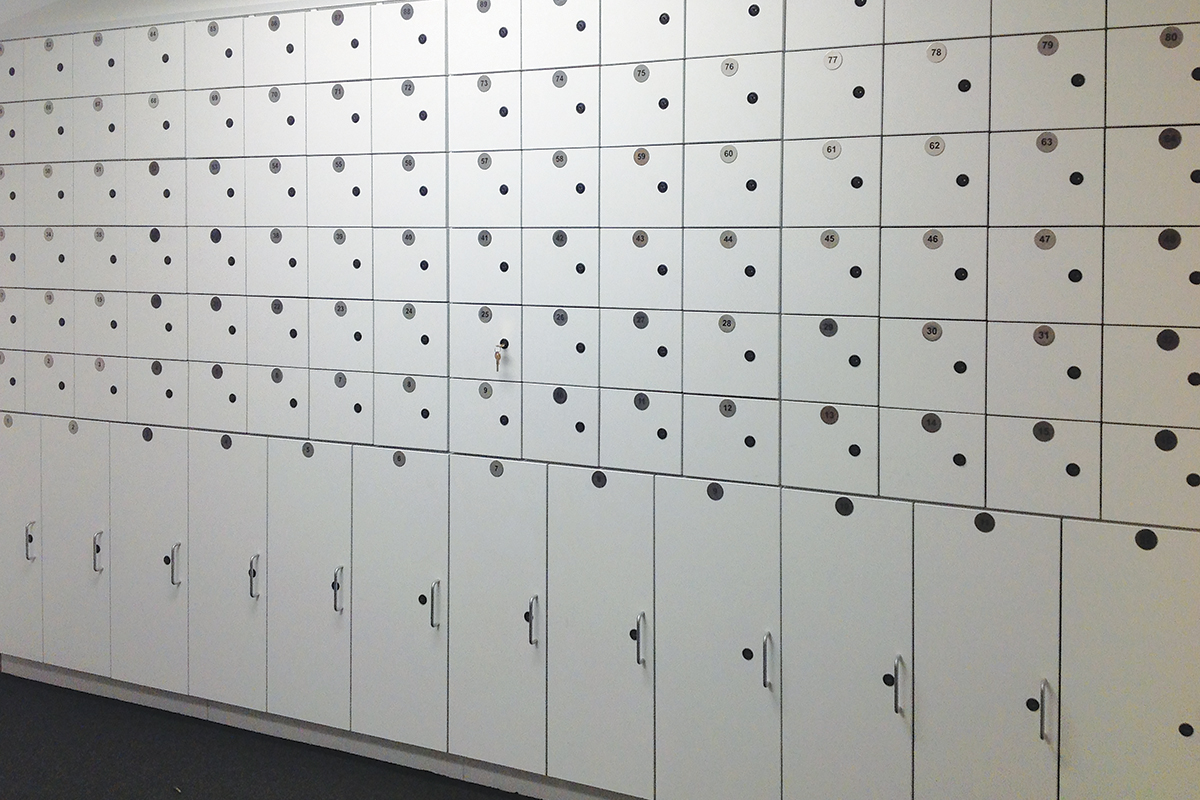 Day Use Lockers-Hamilton
