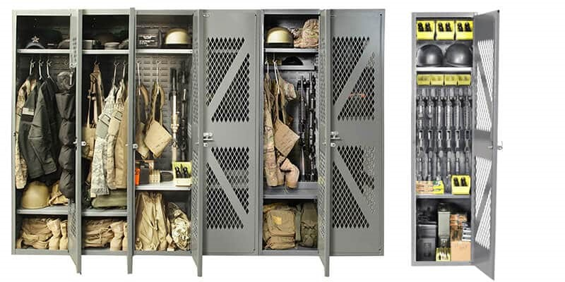 SecureIt-Weapons lockers