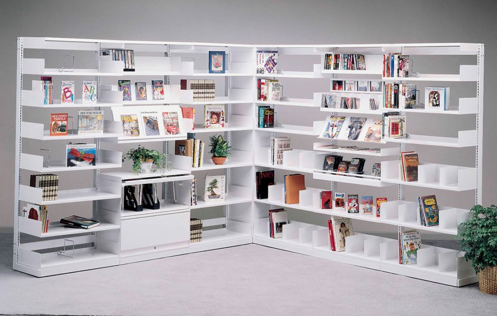 Aurora-Library Shelving System