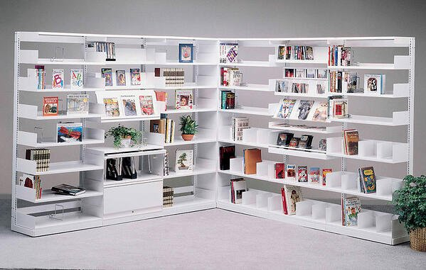 Aurora-Library Shelving