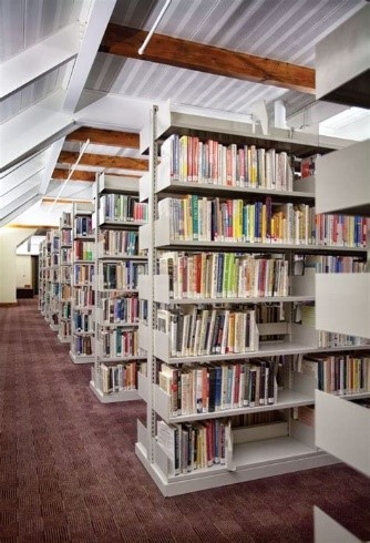 Cantilever Shelving-library