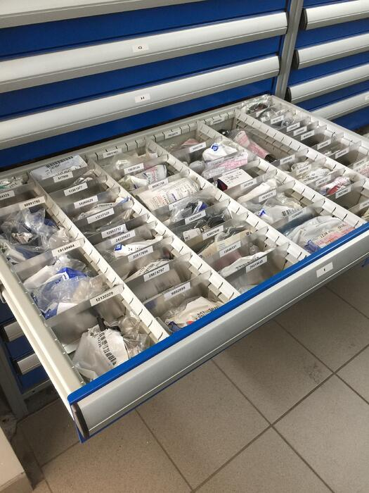 Modularl-drawers-with-adjustable-compartments