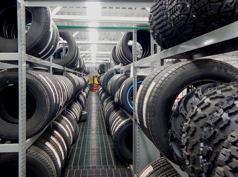 WPSS-Tire storage rivetier