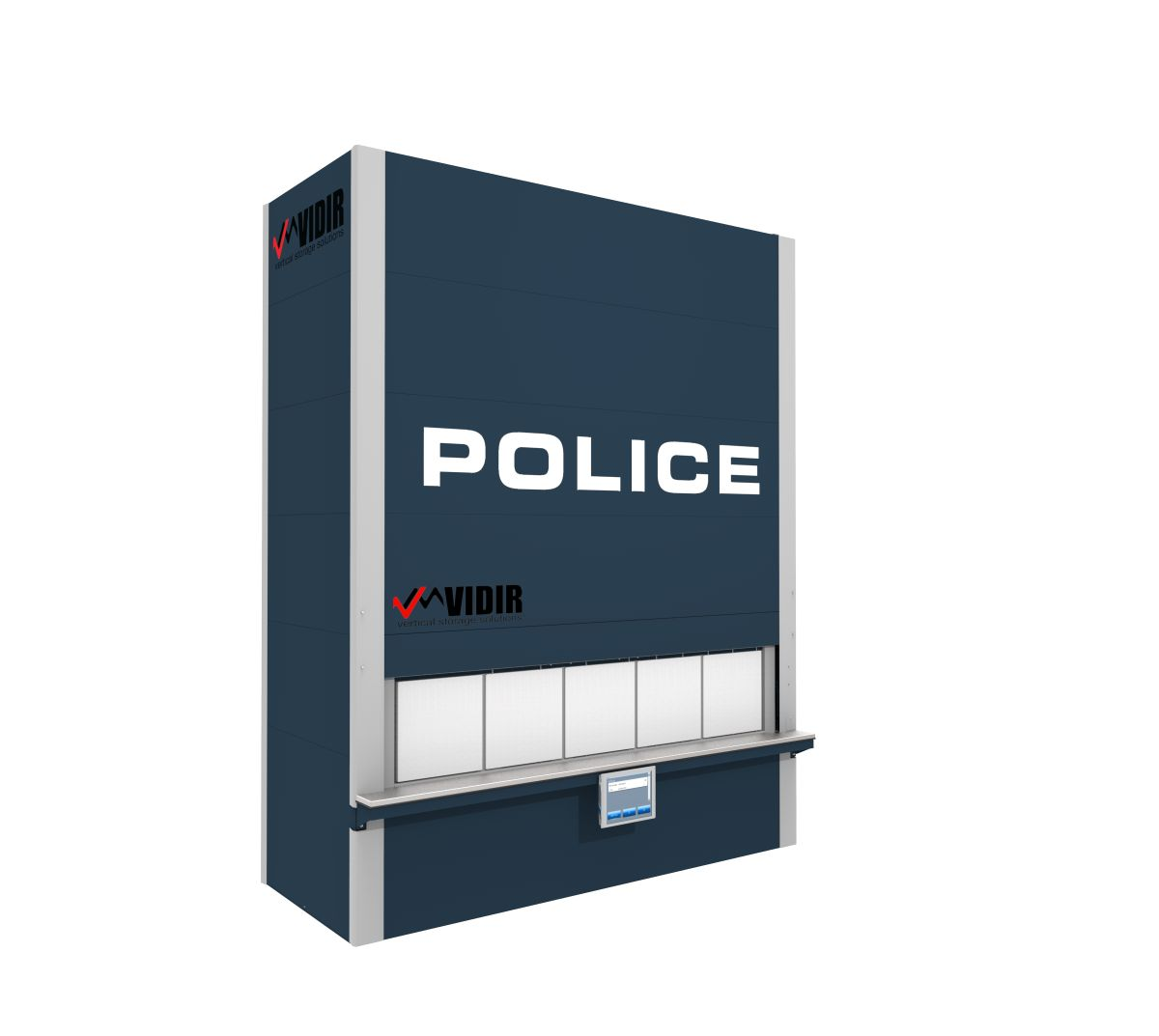 Evidence Automated Lockers-Vidir