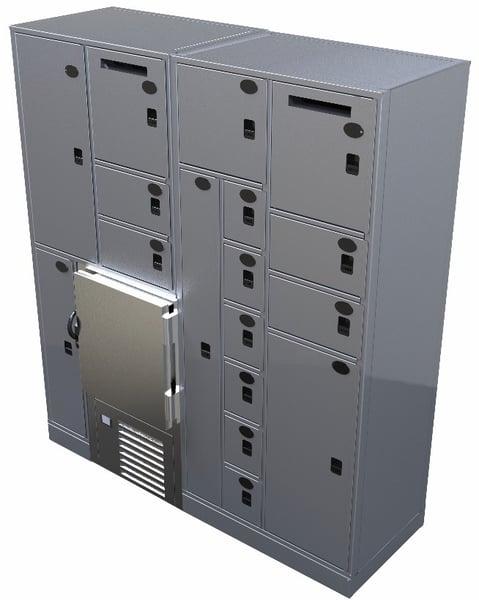 Refrigeraged Storage