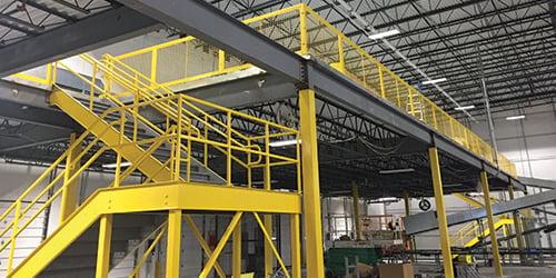 Beastwire-Mezzanine-Rail-Guard-Elevated-Platform