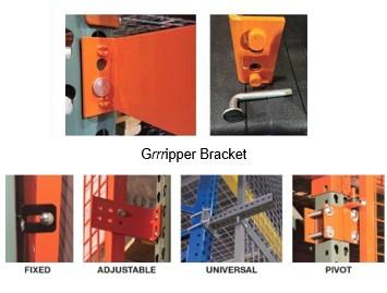 Panel Brackets-Grrriper bracket