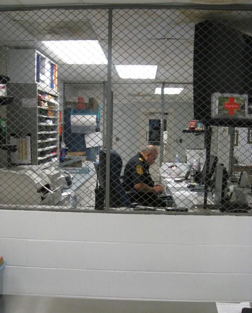 WIre Cage Security Enclosures