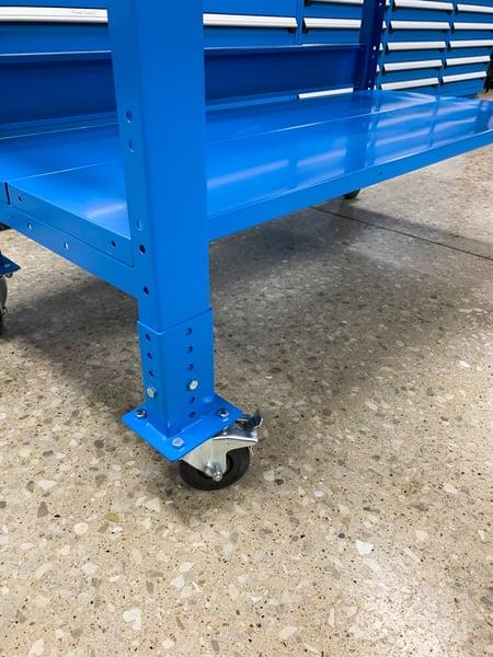 Workbench Leg Adapters-Rousseau