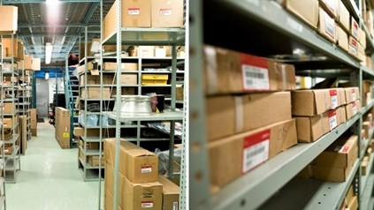 TRADITIONAL SHELVING AND RACK SYSTEMS VS AUTOMATED STORAGE AND RETRIEVAL SYSTEMS