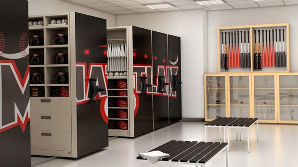 WHY A MOBILE SHELVING SYSTEM IS A GREAT HIGH-DENSITY STORAGE SOLUTION