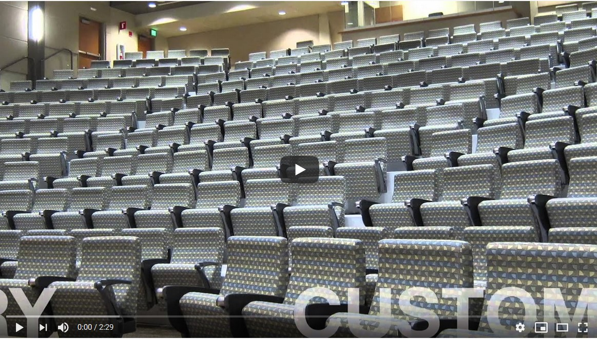 Video-Auditorium Seating