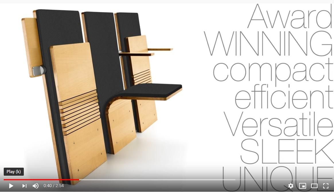 Video-Sedia-The Innovative Jumpseat