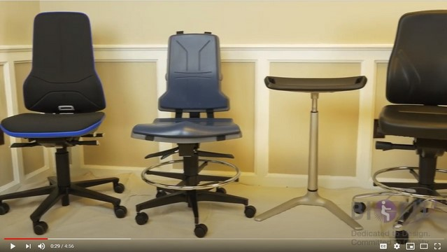 Video-Biofit-Bimos Seating Collection