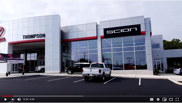 Video-Thompson Automotive-Tire Storage
