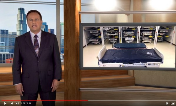 Video-Healthcare storage solutions
