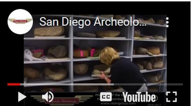 Video-San Diego Archeological Museum