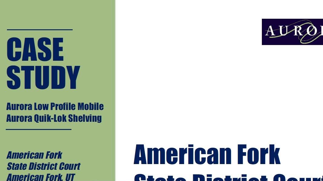 Case Study-Aurora-AF District Court