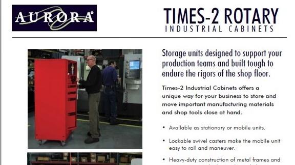 Brochure-Aurora-Times 2-Industrial Storage 2015