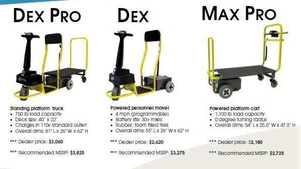 Brochure-Amigo Motorized Carts