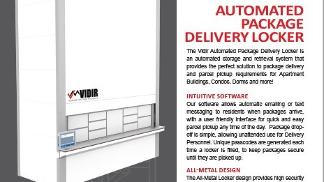 Brochure-Automated Package Delivery Locker-1