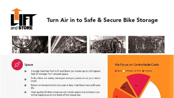 Brochure-Bike Storage Lift