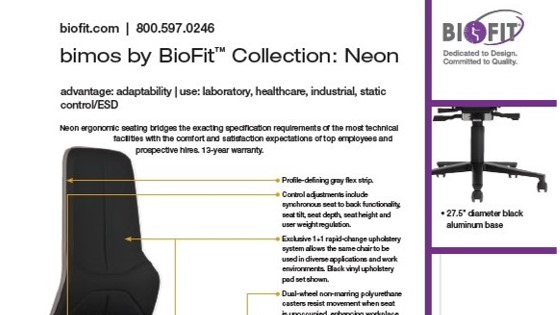 Brochure-Biofit-Bimos Neon Collection