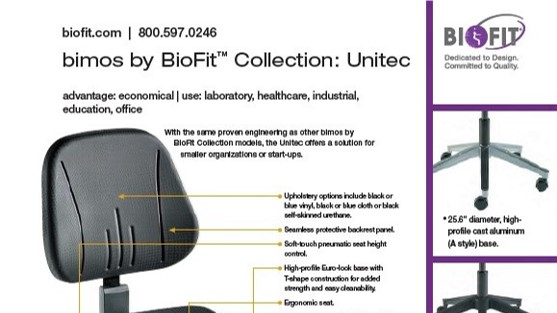 Brochure-Biofit-Bimos Unitec Collection