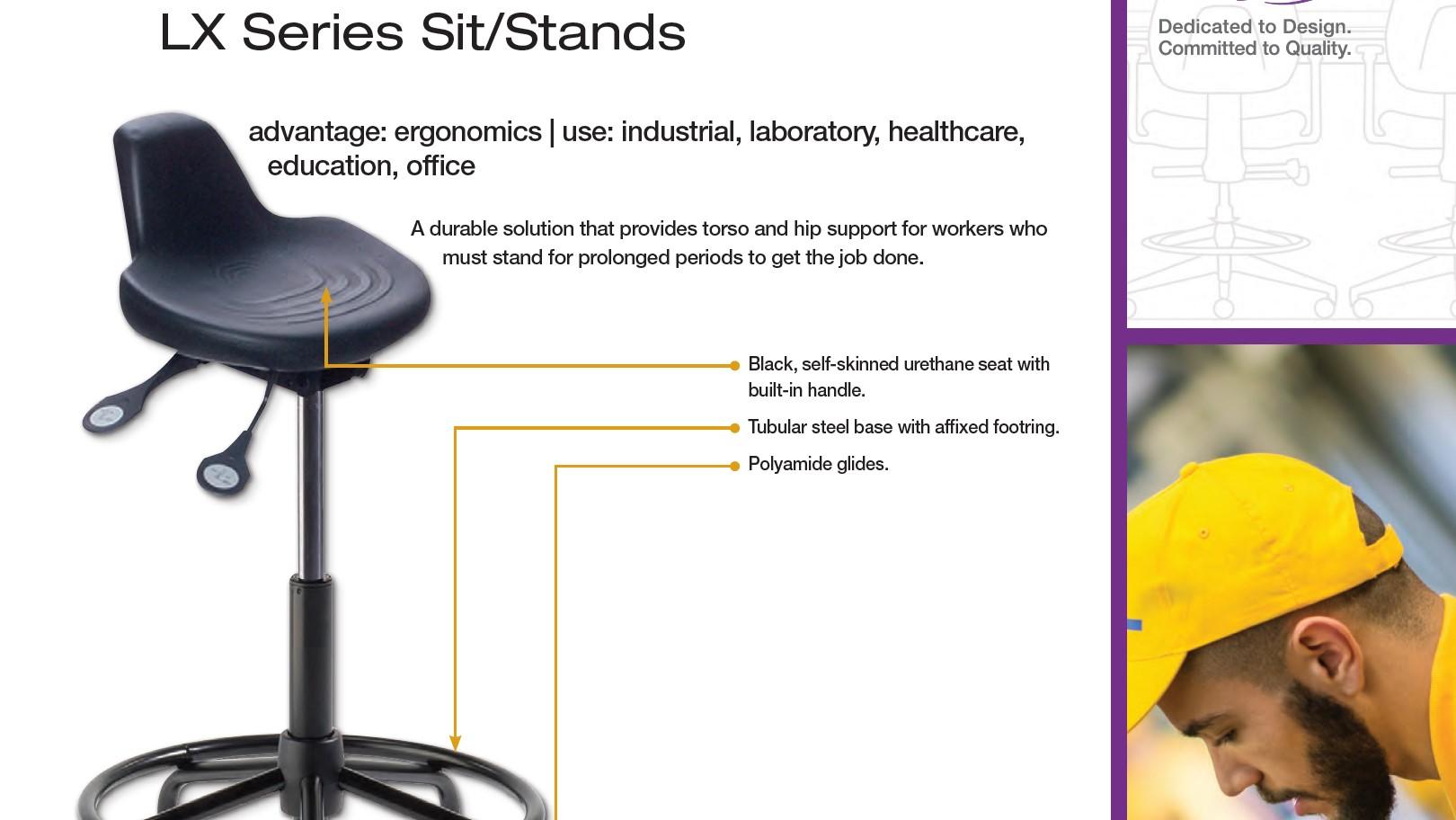 Brochure-Biofit-LX Sit-Stand