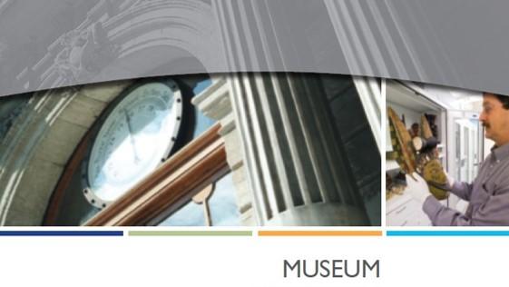 Brochure-Museum Storage