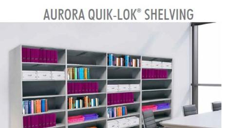Brochure-Aurora-Quik-Lok Shelving