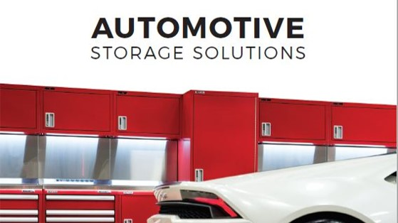 Brochure-Automotive Storage Solutions