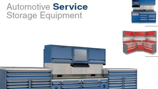 Brochure-Rousseau-Automotive Service Storage Equipment